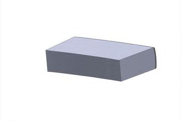 48650012103255 Комплект поршневых колец (2C4654 - HASTINGS PISTON RING)